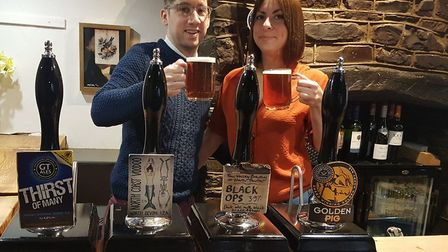 The Globe Inn, Beaford, was Eatery of the Year. Photo: Food Drink Devon