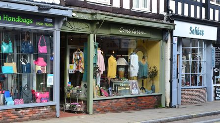 Goose Green recently moved to larger premises on the High Street