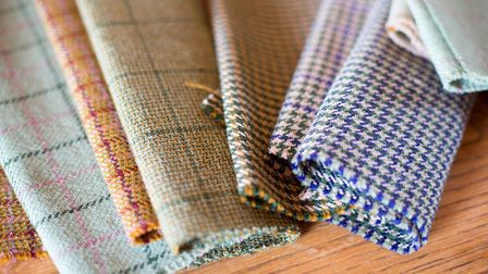 Tweed comes in such a variety of shades