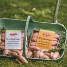 Westaways produces up to 250,000 sausages a day from fresh British pork. Photo: Westaways