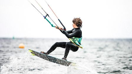 The new watersports centre will offer sports from kitesurfing to stand up paddleboarding. Photo: Tim