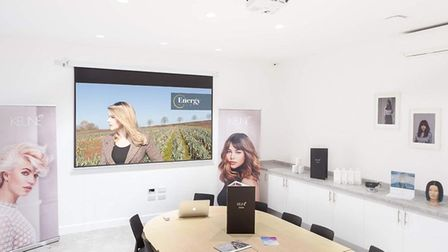The refurb more than doubled the size of the space. Picture: Energy Hair