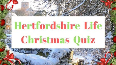 Take our Christmas Quiz to get you in the festive spirit!