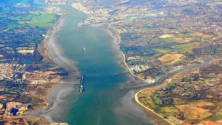 Southampton Water (c) Mike McBey, Flickr (CC BY 2.0)