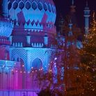 Brighton Royal Pavilion at Christmas (c) Dominic Alves, Flickr (CC BY 2.0)