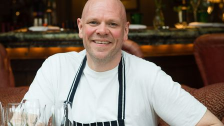 The Seat At The Table campaign has received the backing of celebrity chef Tom Kerridge. Photo: Amy M