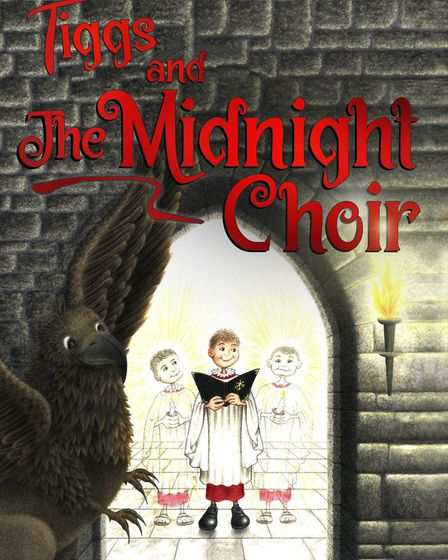 Tiggs and The Midnight Choir' is a middle grade children's fiction book. Photo: Julie Claire-Carney