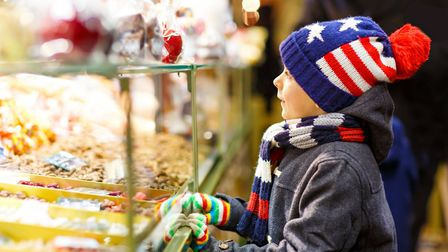 Hertfordshire's Christmas markets are sure to delight again this year (photo: romrodinka, Getty Imag