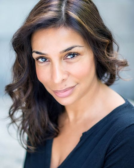 Shobna Gulati, demonstrating the power of makeup applied with a light hand
