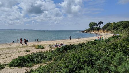 Lepe Beach (c) Henry Burrows, Flickr (CC BY 2.0)