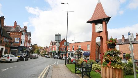 Hale village is the location for Jennie Platt's new offices