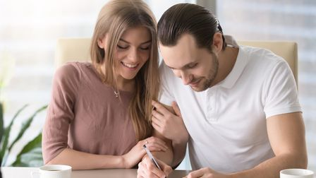 A pre-nuptial agreement can be put in place before marriage to protect assets. Picture: Getty Images
