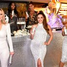 I was so happy my RHOC could join me at the launch Photo: ChicPR