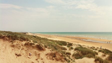 Camber Sands (c) tomcattanach, Flickr (CC BY 2.0)