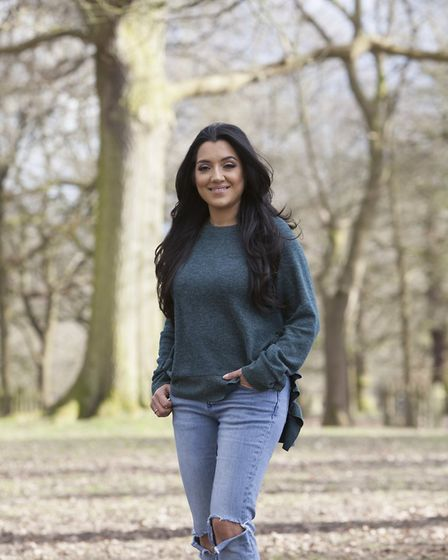 Kavita Basi, who survived a brain haemorrhage and has now launched two sustainable fashion brands