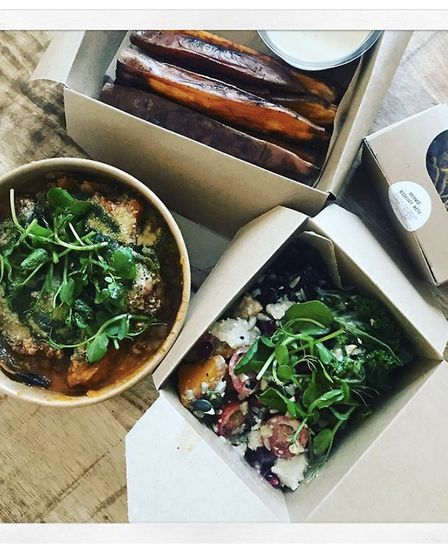 The Garden Eatery now offers takeaway and delivery