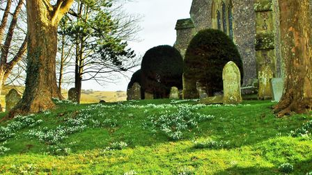 St Andrew's Church, Alfriston (c) grassrootsgroundswell, Flickr (CC BY 2.0)