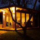 Garden office designed by Inside Out Oxford