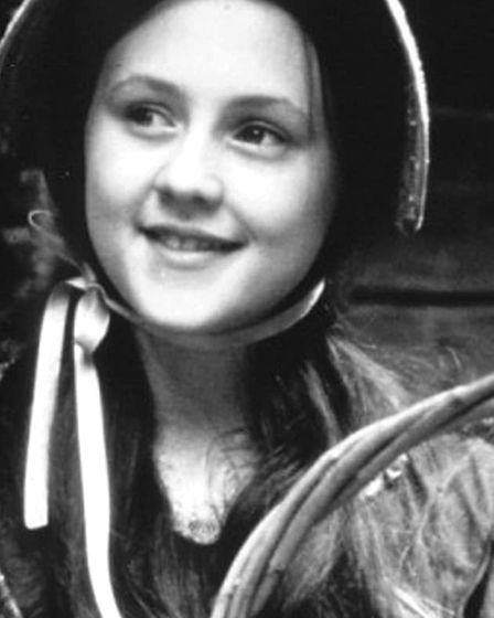 At 16 Sally landed the lead in the Disney movie, The Old Curiosity Shop, opposite Sir Peter Ustinov