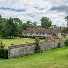 Ightham Mote (c) David Nicholls, Flickr (CC BY 2.0)