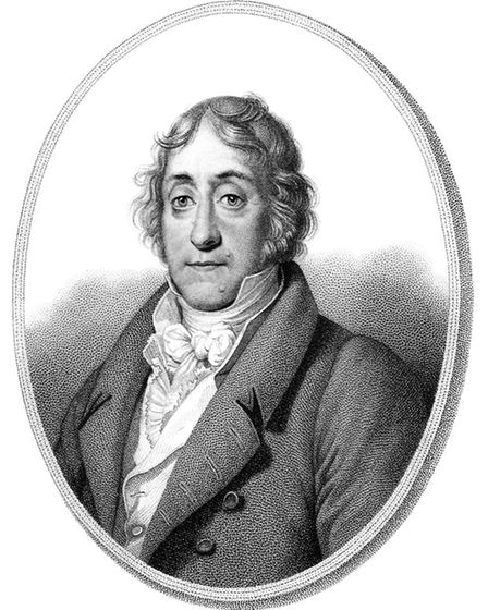 Francis Henry Egerton, 8th Earl of Bridgewater, 1756-1829, a British eccentric and supporter of natu