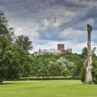 St Albans Cathedral from Verulamium Park (c) mjt photography/Alamy Stock Photo
