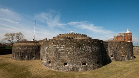 Built by the order of Henry VIII, Deal Castle is one of the finest Tudor artillery castles in Englan