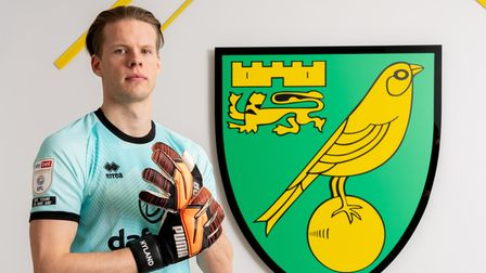OrjanNyland has completed a short term move to Norwich City