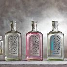 The 58 Gin range includes Navy Strength, Apple and Hibiscus, London Dry and English Berry
