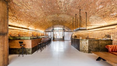 58 Gin is based in a refurbished railway arch at Acton Mews, Haggerston