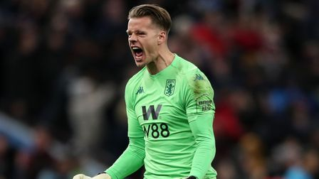 Keeper Orjan Nyland has joined Norwich City on a short term deal