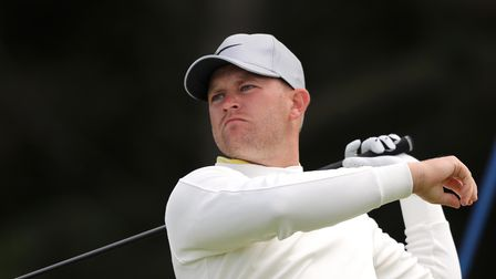 Welwyn Garden City's Tom Lewis at The Open Championship 2019