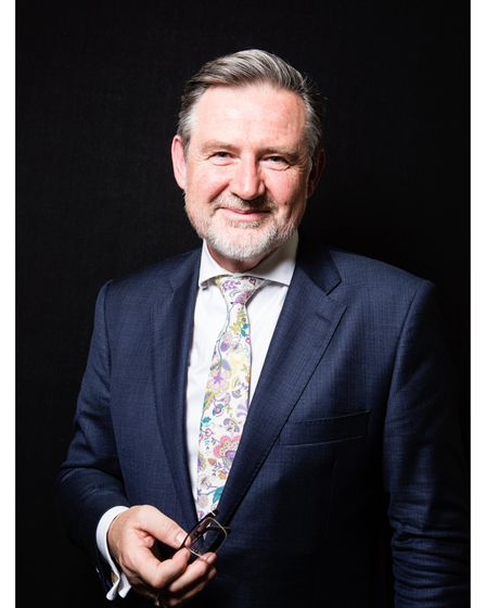 Barry Gardiner, MP for Brent North