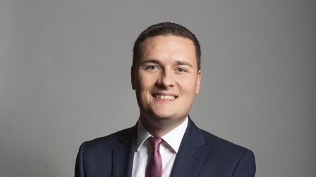 Wes Streeting MP, Ilford North.