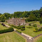 The nine-bed mansion is set in more than 80 acres of grounds.