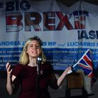 Conservative Party MP, Andrea Jenkyns. Photo: Getty Images