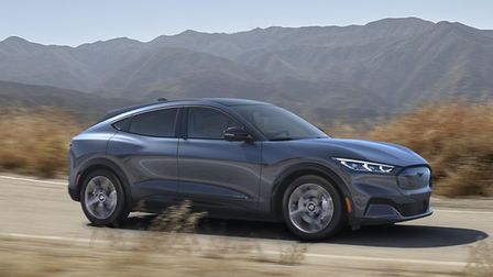 Ford have introduced the new Mustang Mach E, a fully electric4X4