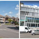 Weston and Bristol hospitals