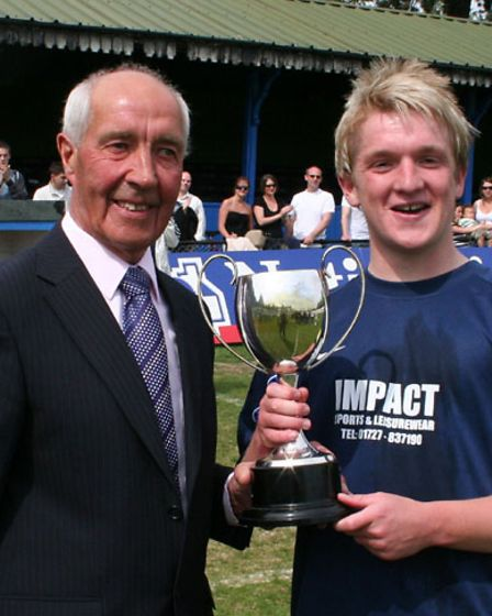 Dickie Last and London Road Challenge Cup 2007