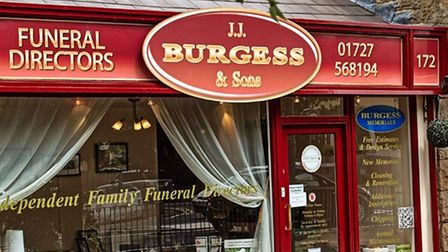 JJ Burgess and Sons Funeral Directors
