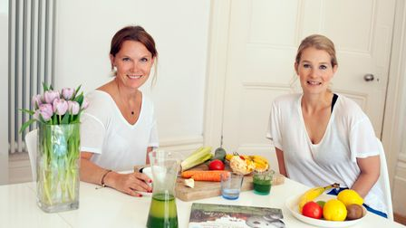 Vegan mums Erika Nilsson-Humphreys and Keziah Breslin have written two children's books together explaining why people chose a plant-based diet