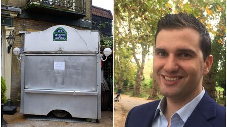 Cllr Oliver Cooper said residents were left fearful of leaving their homes