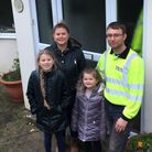 Natalie and Greg have moved into their dream home in Shiphay, Torquay