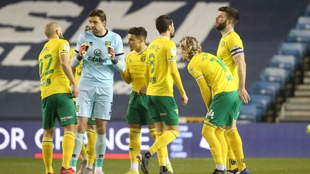 Grant Hanley was prominent again for Norwich City in a 0-0 Championship draw at Millwall