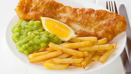What wines go best with fish 'n' chips?