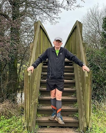 Big steps for Sidmouth runners