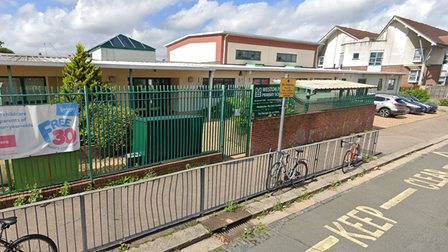 Weston Park Primary School, in Denton Road