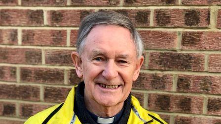 Retired vicar Clifford Owen wrote a book about his life in the clergy.