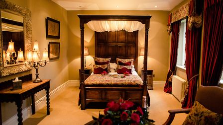 The Bowness Suite Photo: Ye Olde Bell