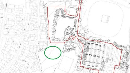 Harrow Lodge Park Hornchurch Sports Centre Plan